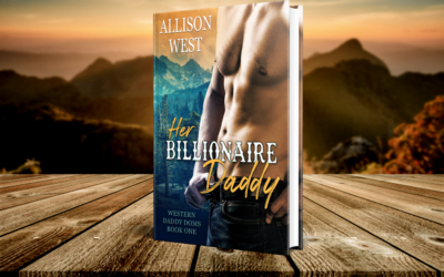 Cover Reveal: Her Billionaire Daddy by Allison West