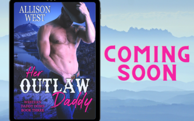 Cover Reveal: Her Outlaw Daddy