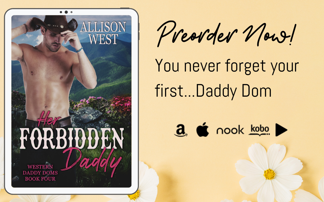 Her Forbidden Daddy Cover Reveal!